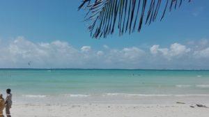 Кения, пляж