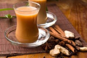 еда в Кении , Масала чай