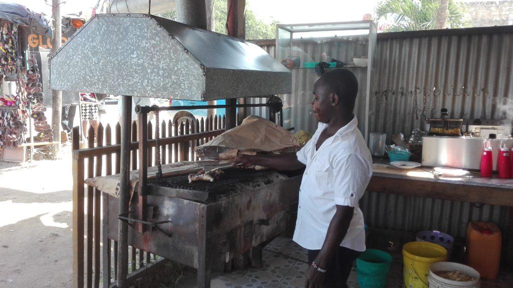 Еда в Кении