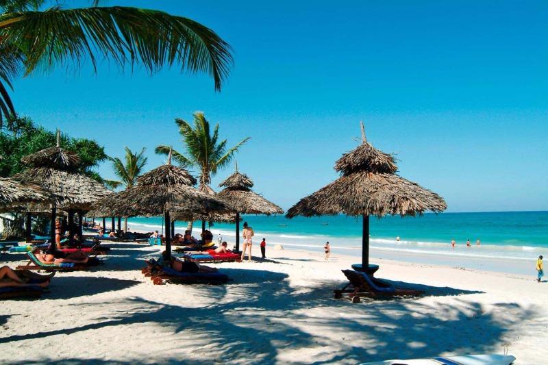 Туры в Африку, отдых в Кении, на побережье
