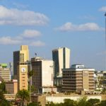City of Nairobi: The magnificence of the business of the city and the horrors of Kibera slums