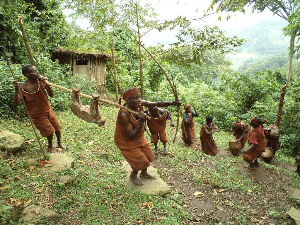 сафари - путешествие в Кению