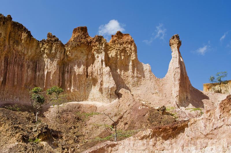 Экскурсия в каньон Марафа