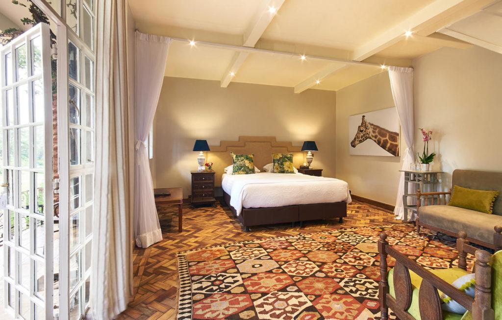 Комната в Жираф Маноре